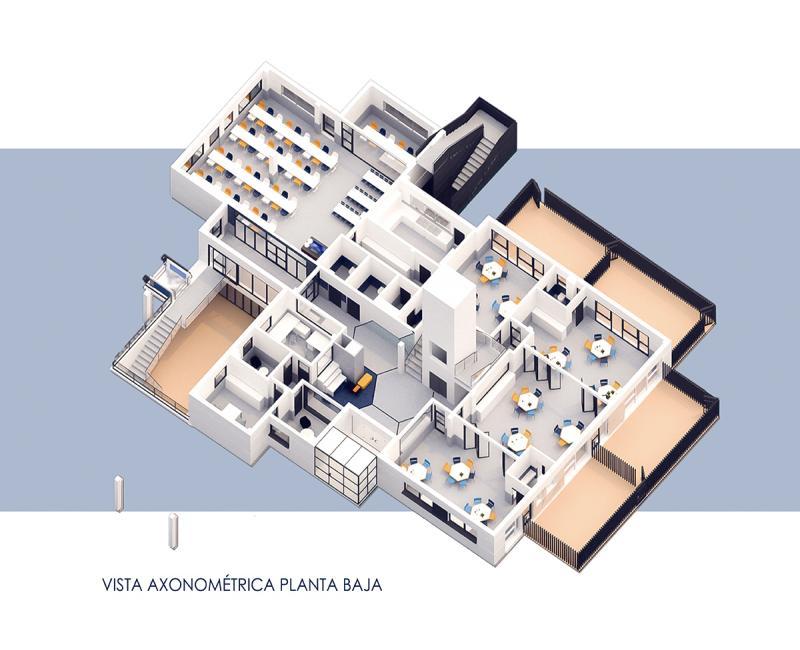 Lighthouse_American_School_pb_axonometrica
